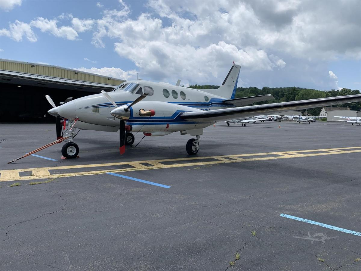 1981 BEECHCRAFT KING AIR C90A Photo 5