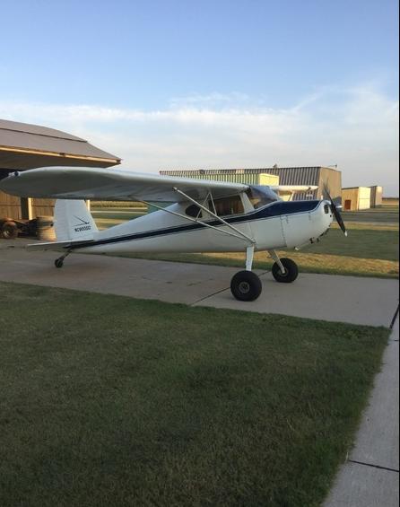 1946 Cessna 140 - Photo 1