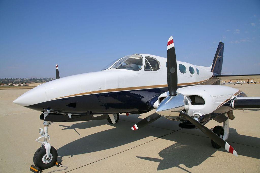 1978 Cessna 340A RAM VI Photo 2