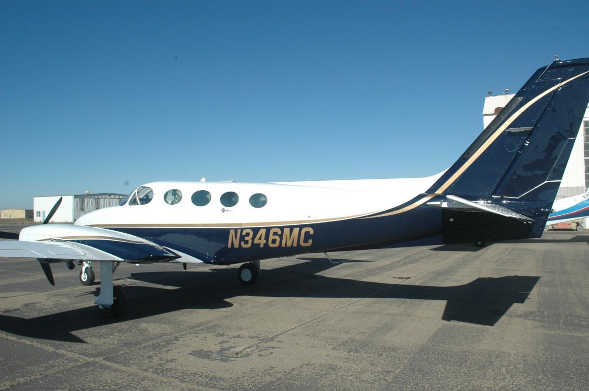 1978 Cessna 340A RAM VI Photo 6