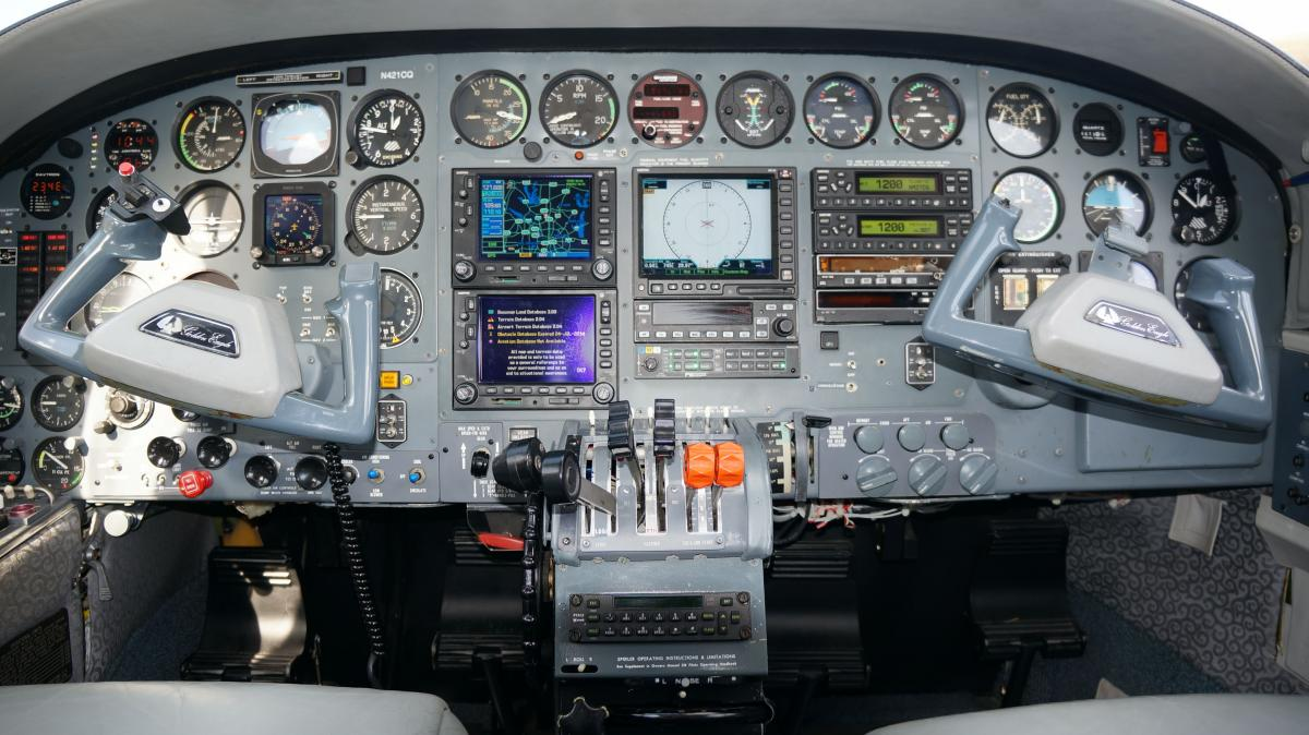 1982 Cessna 421C Golden Eagle Photo 3