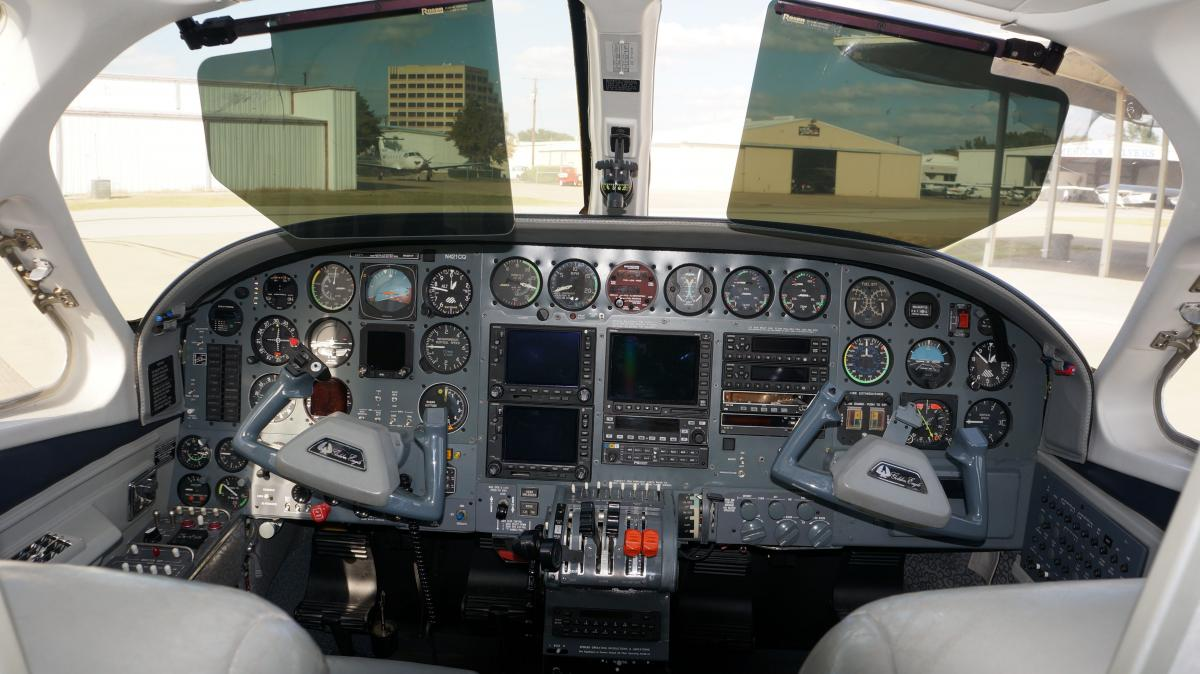 1982 Cessna 421C Golden Eagle Photo 2