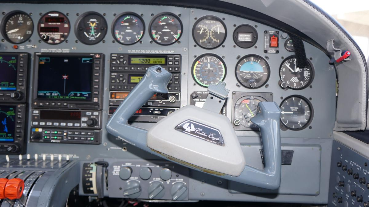 1982 Cessna 421C Golden Eagle Photo 5