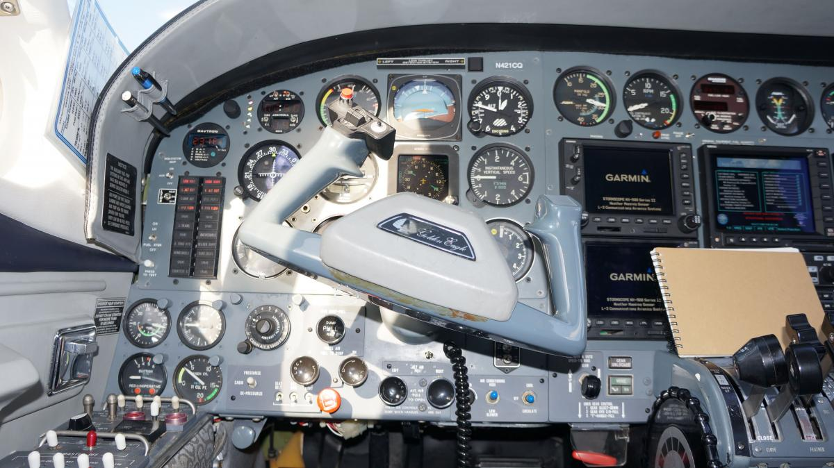 1982 Cessna 421C Golden Eagle Photo 6