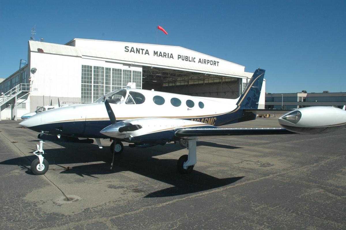 1976 Cessna 414 Photo 5