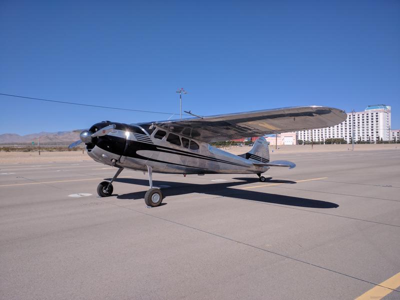 1952 Cessna 190 Photo 3