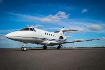 1985 HAWKER 800B for sale - AircraftDealer.com