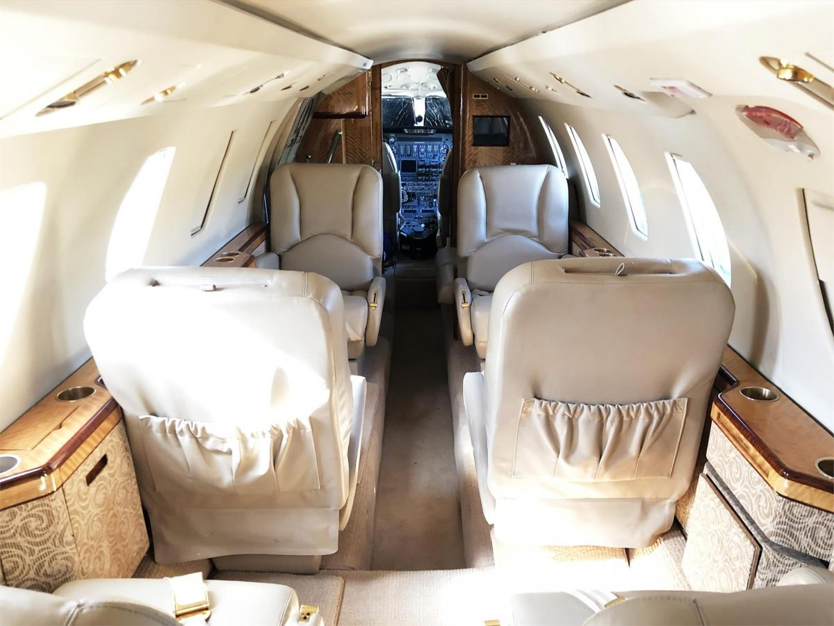 1992 CESSNA CITATION VII Photo 4
