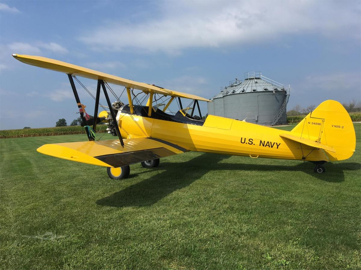 1941 BOEING/STEARMAN N2S-2 Photo 3