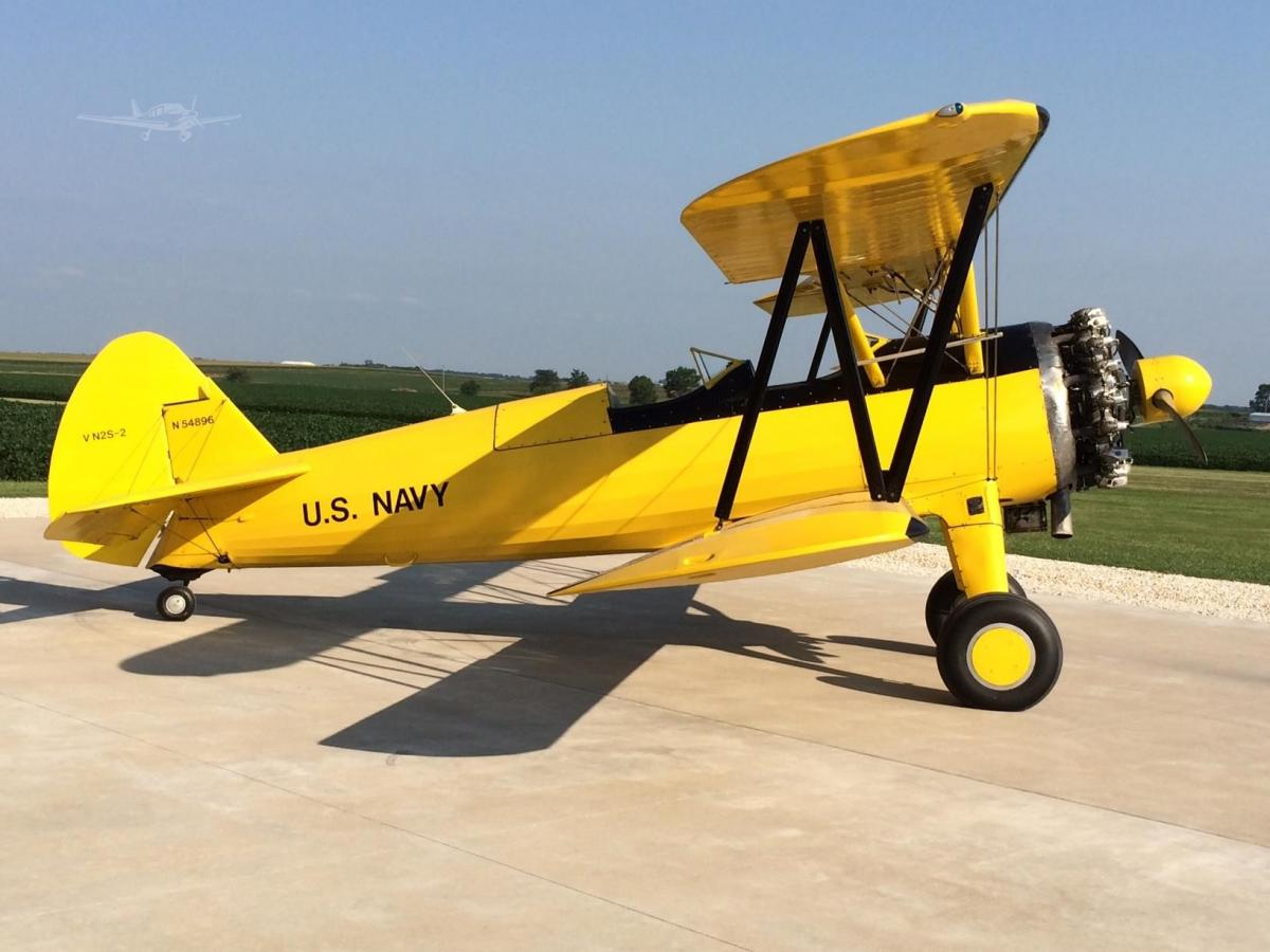 1941 BOEING/STEARMAN N2S-2 Photo 2
