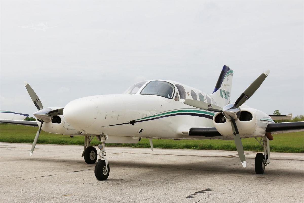 1973 Cessna 421B  Photo 2
