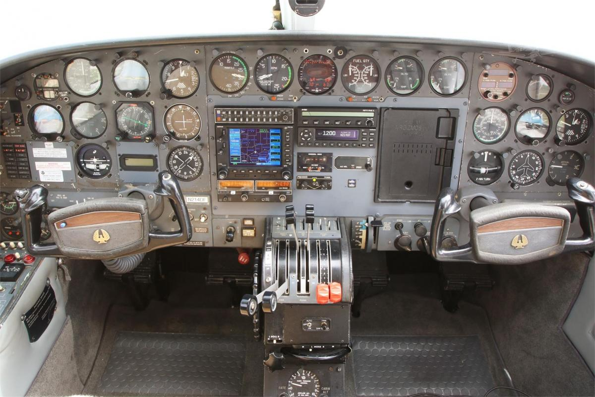 1973 Cessna 421B  Photo 6
