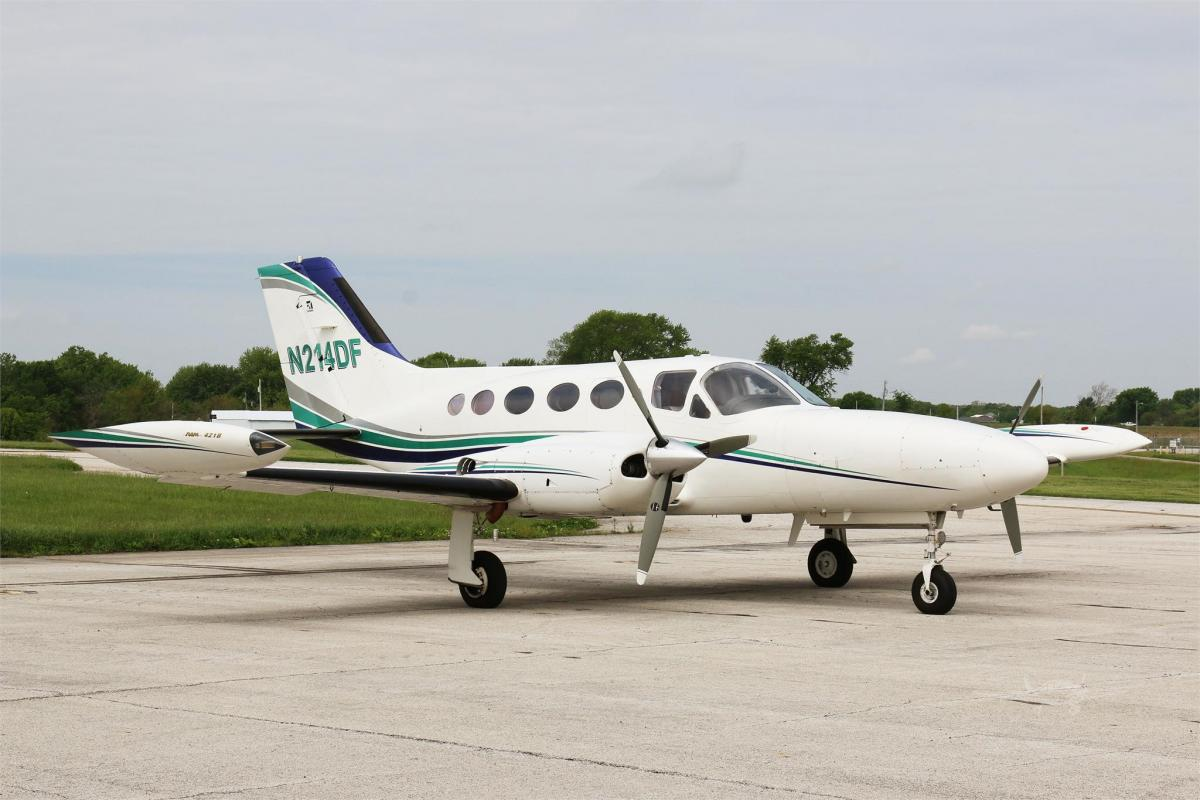1973 Cessna 421B  Photo 3