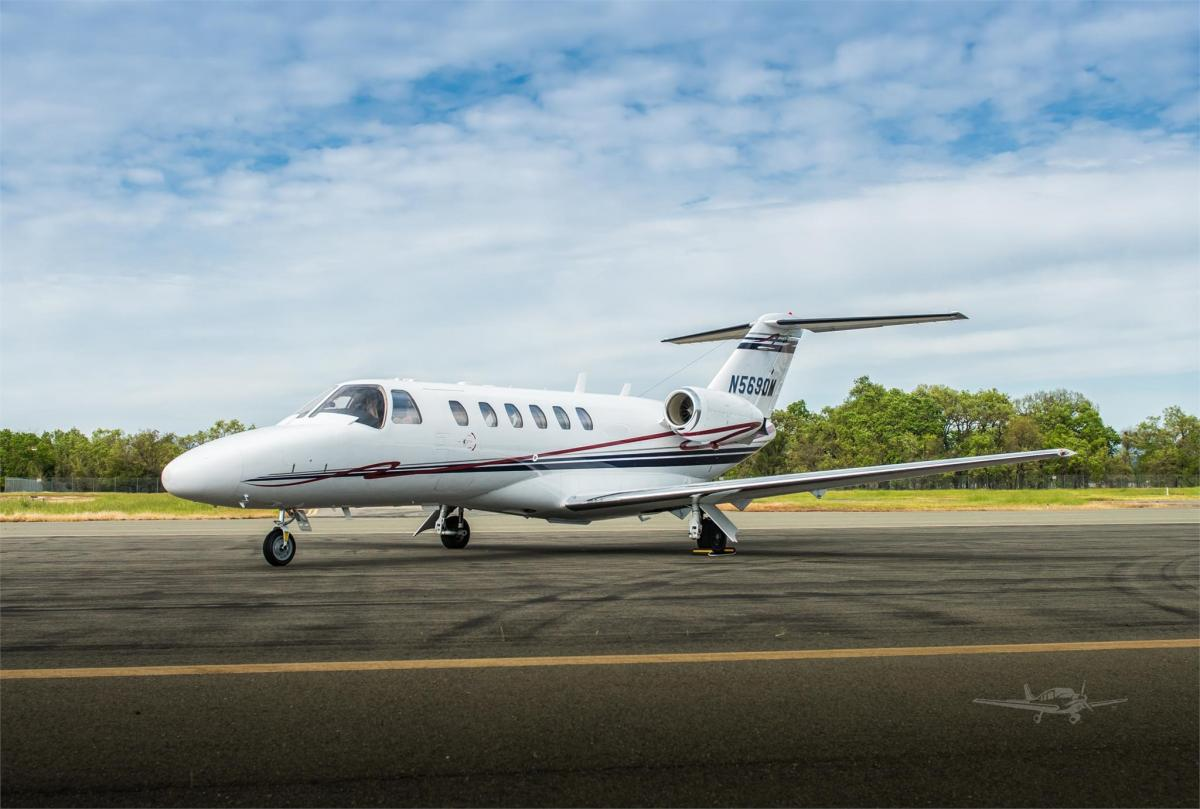 2002 CESSNA CITATION CJ2 - Photo 1