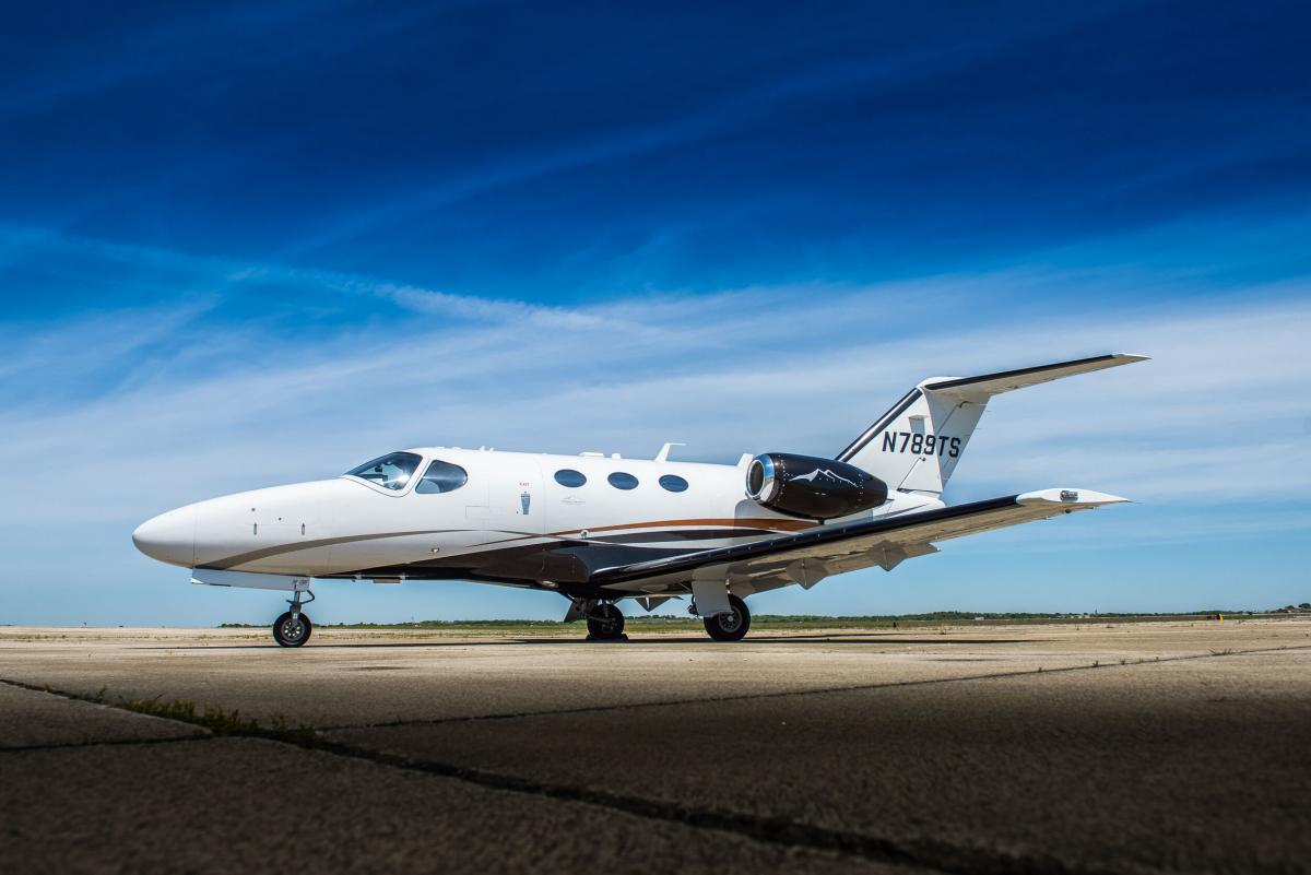 2012 CESSNA CITATION MUSTANG - Photo 1