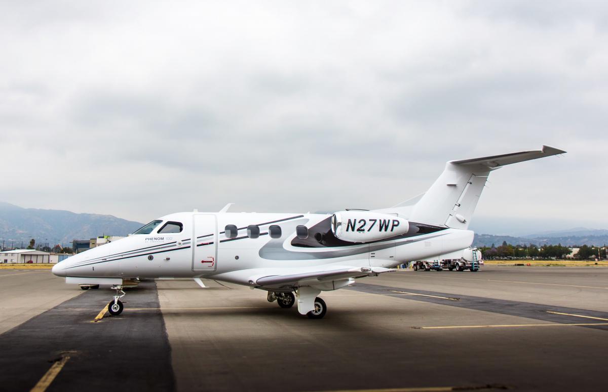 2009 Embraer Phenom 100 - Photo 1
