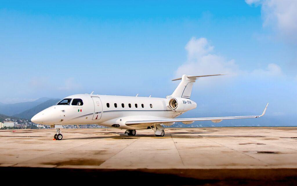 2014 Embraer Legacy 500 - Photo 1
