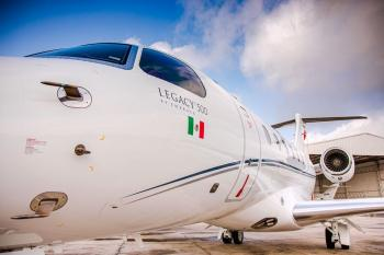 2014 Embraer Legacy 500 - Photo 2