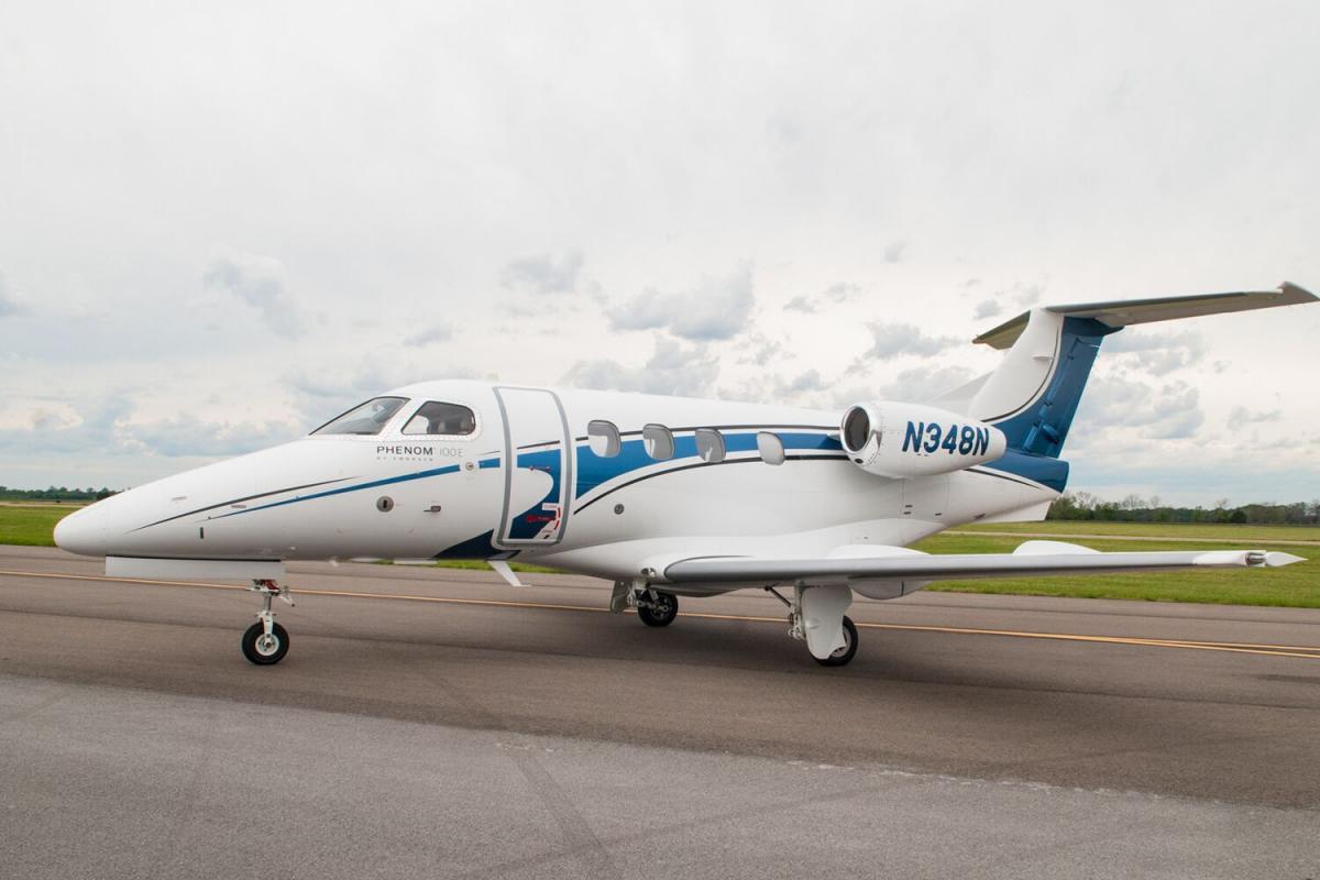2015 Embraer Phenom 100E - Photo 1