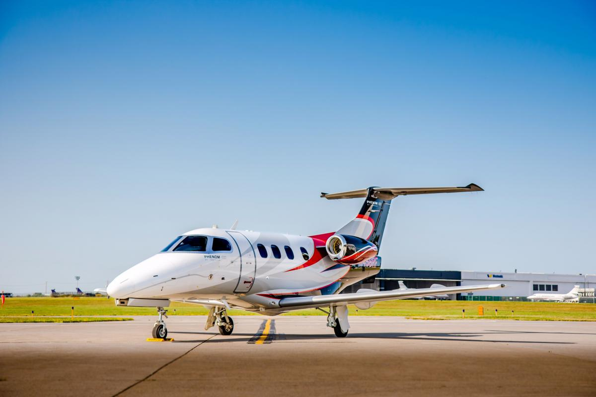 2011 Embraer Phenom 100 - Photo 1