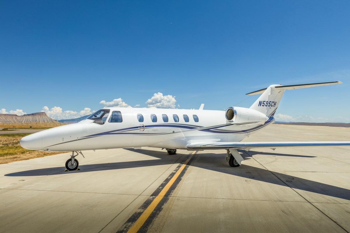 2008 Cessna Citation CJ2+ - Photo 1
