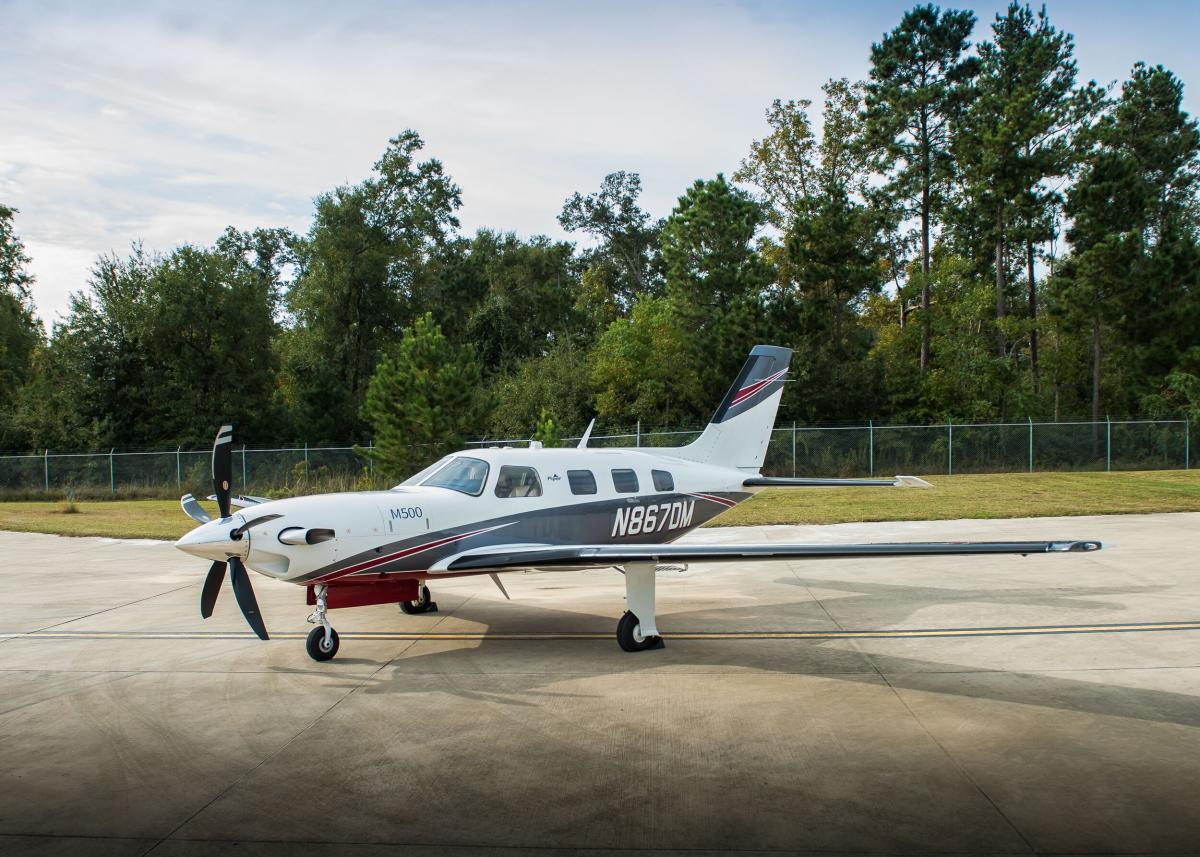 2016 Piper M500 - Photo 1