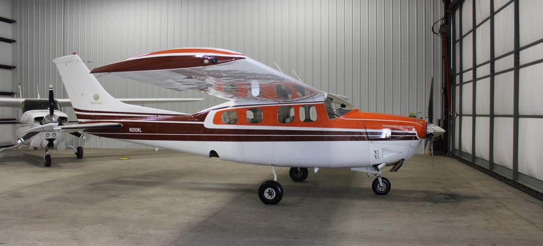 1978 CESSNA P210N II - Photo 1