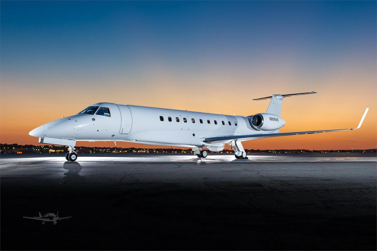 2014 EMBRAER LEGACY 650 - Photo 1