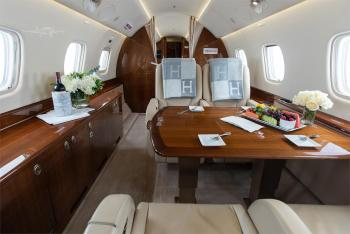 2014 EMBRAER LEGACY 650 - Photo 4