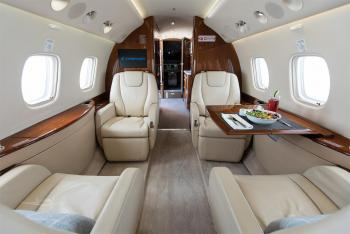 2014 EMBRAER LEGACY 650 - Photo 11