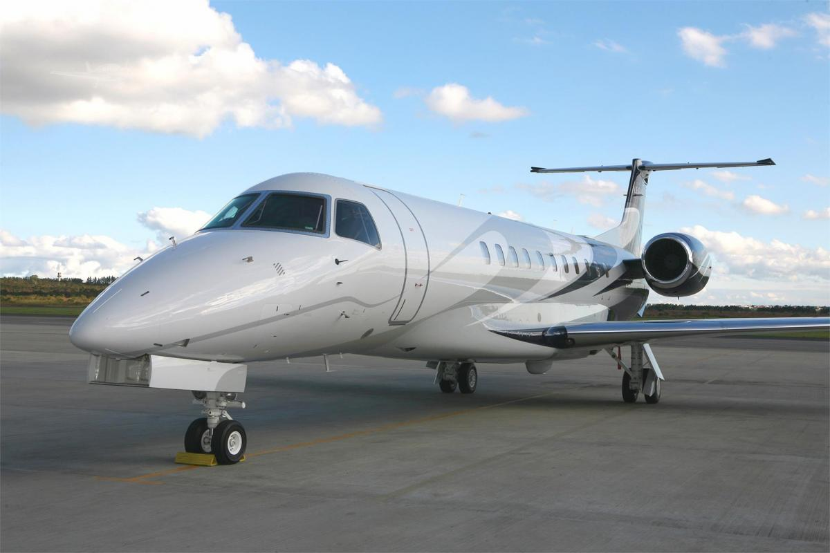 2008 EMBRAER LEGACY 600 - Photo 1