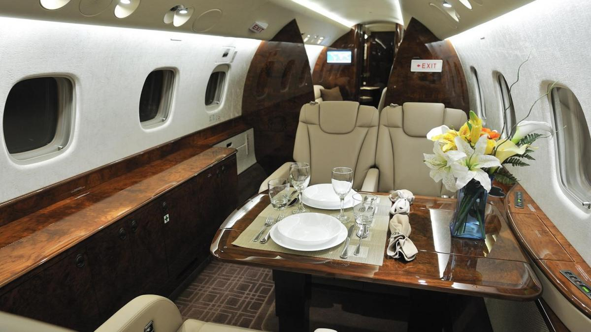 2008 EMBRAER LEGACY 600 Photo 5