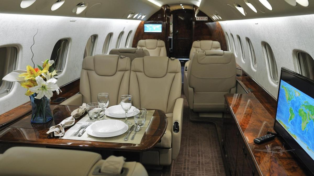2008 EMBRAER LEGACY 600 Photo 6