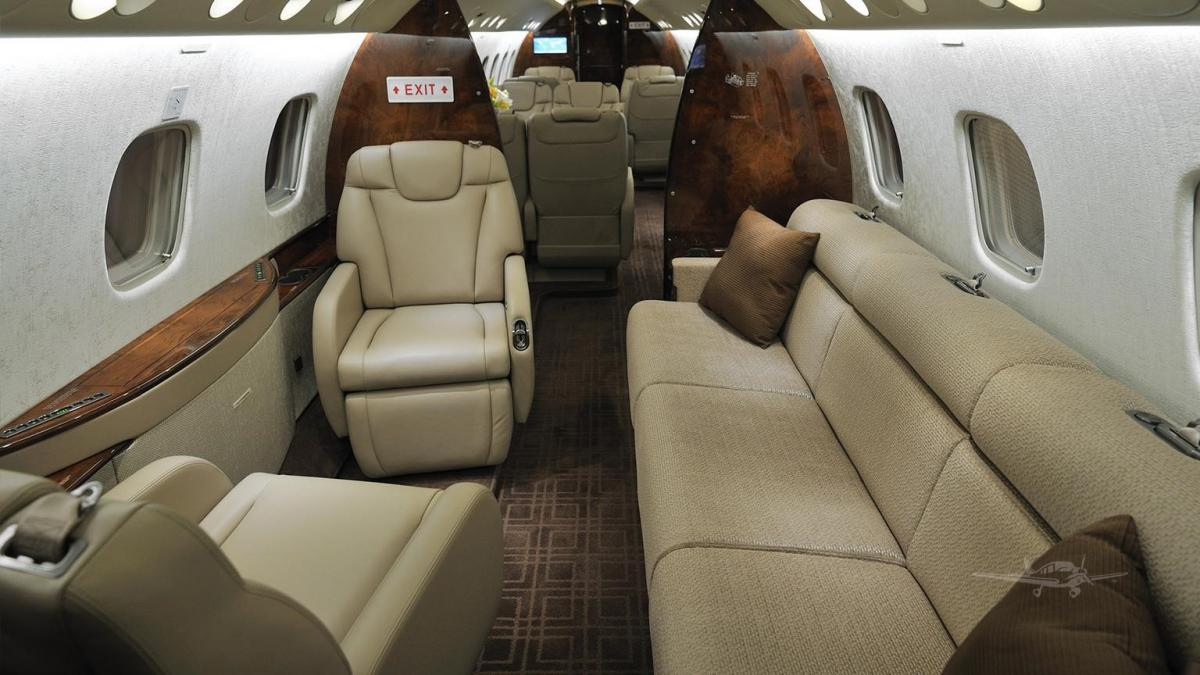 2008 EMBRAER LEGACY 600 Photo 7