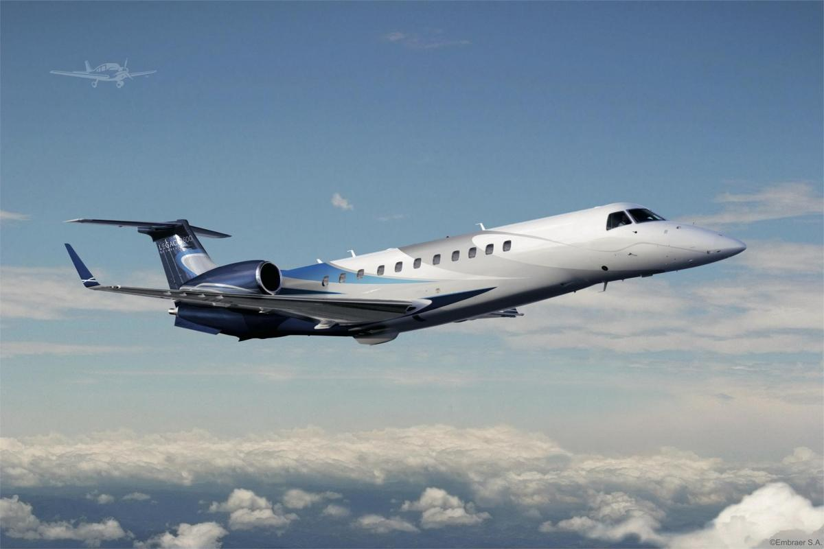 2008 EMBRAER LEGACY 600 Photo 3