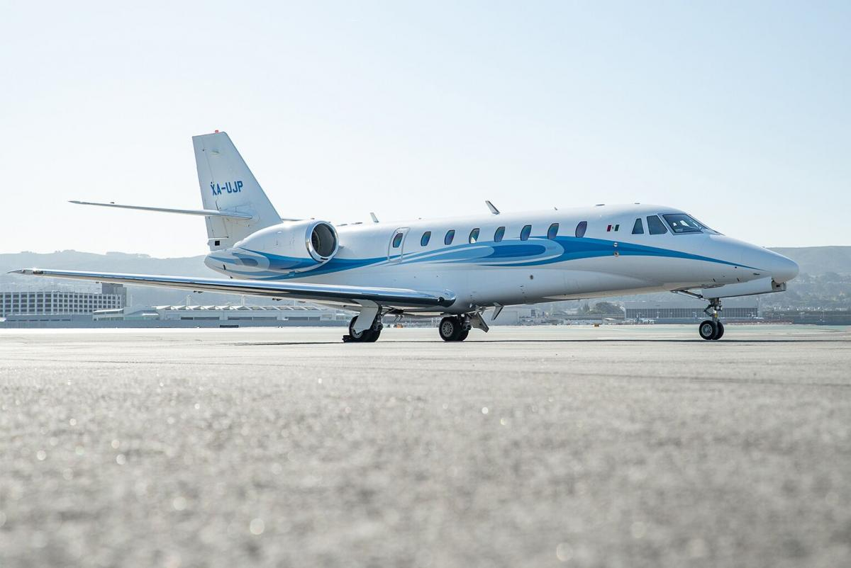 2008 Cessna Citation Sovereign  Photo 3