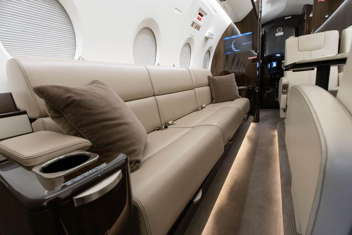 2014 Gulfstream G280 Photo 5