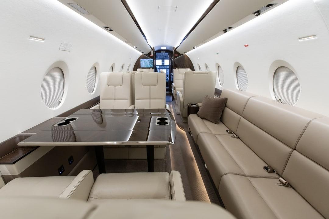 2014 Gulfstream G280 Photo 4