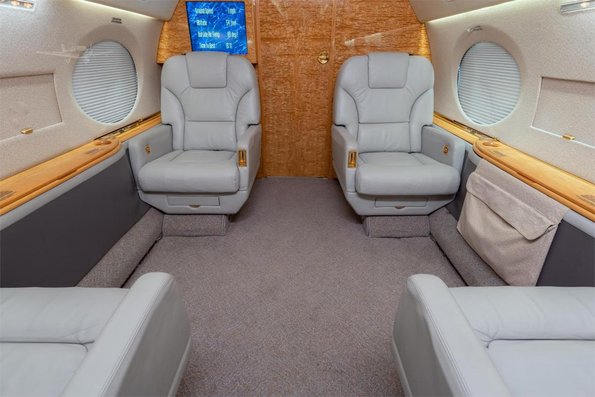 1998 GULFSTREAM GV Photo 4