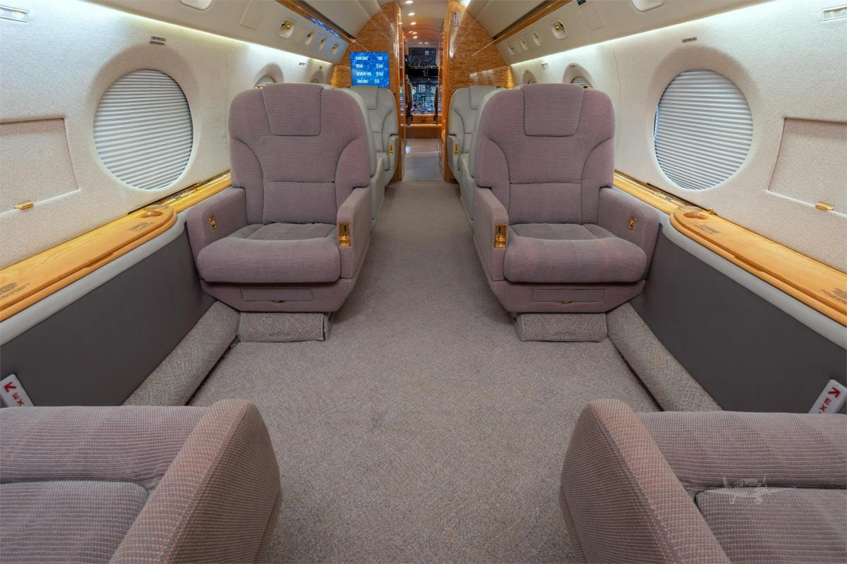 1998 GULFSTREAM GV Photo 5