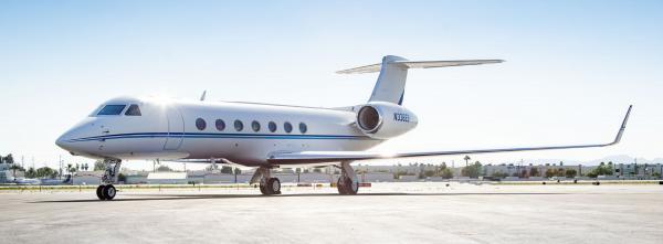 2015 Gulfstream G550 Photo 2
