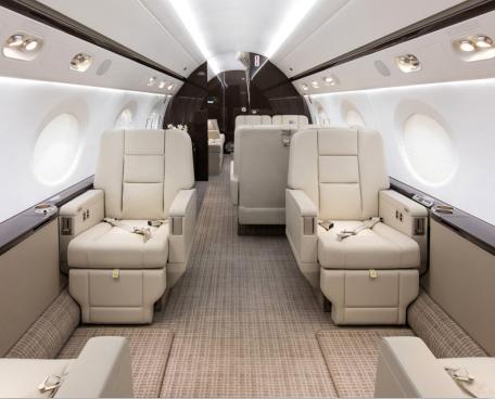 2015 Gulfstream G550 Photo 3