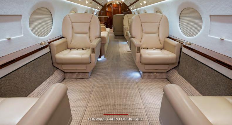 2009 Gulfstream G450 Photo 4
