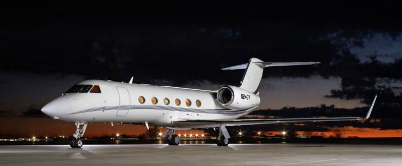 2009 Gulfstream G450 Photo 2