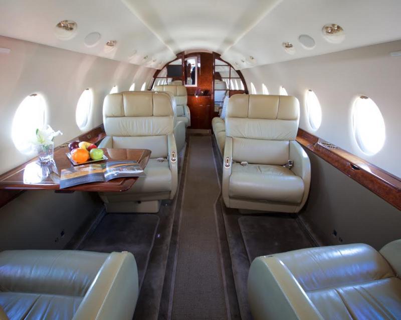 2000 Gulfstream G200 Photo 4