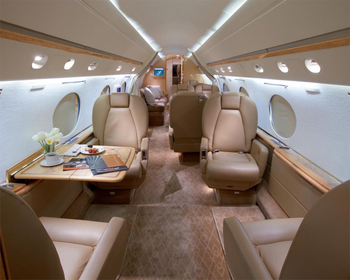 1997 Gulfstream GV Photo 3