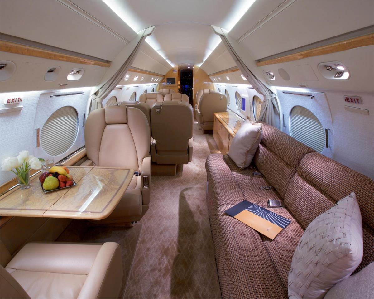 1997 Gulfstream GV Photo 4