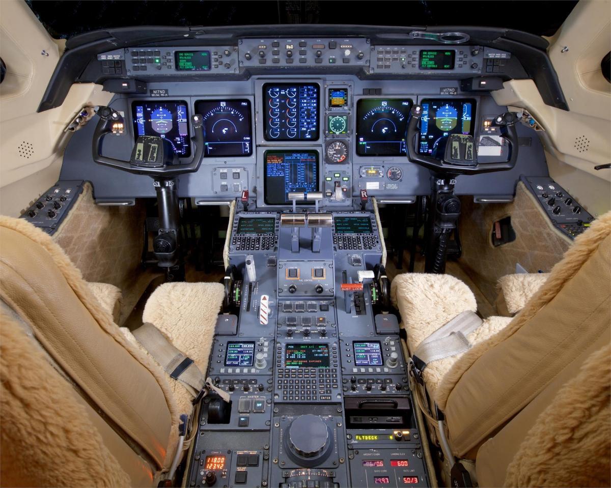 1997 Gulfstream GV Photo 5