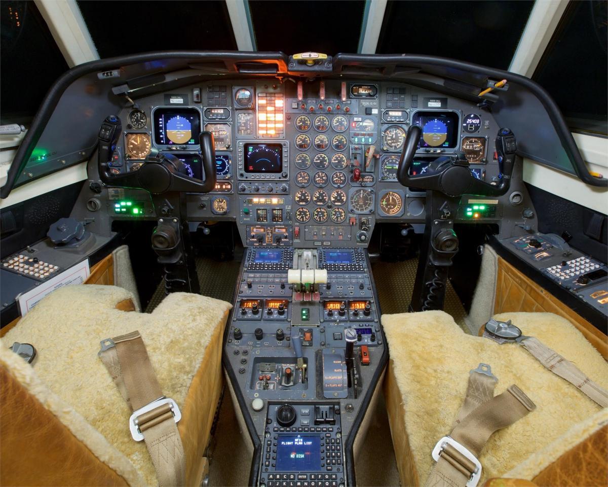 1982 Dassault Falcon 50 Photo 5