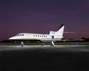 1982 Dassault Falcon 50 for sale - AircraftDealer.com